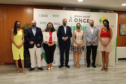 Jurado Premios Solidarios ONCE Región de Murcia 2021