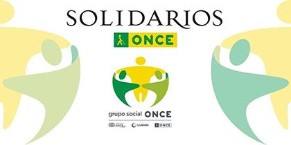 Cartel Premios Solidarios ONCE