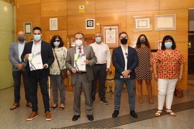 Convenio entre ONCE y Centro Auditivo Social-CAS