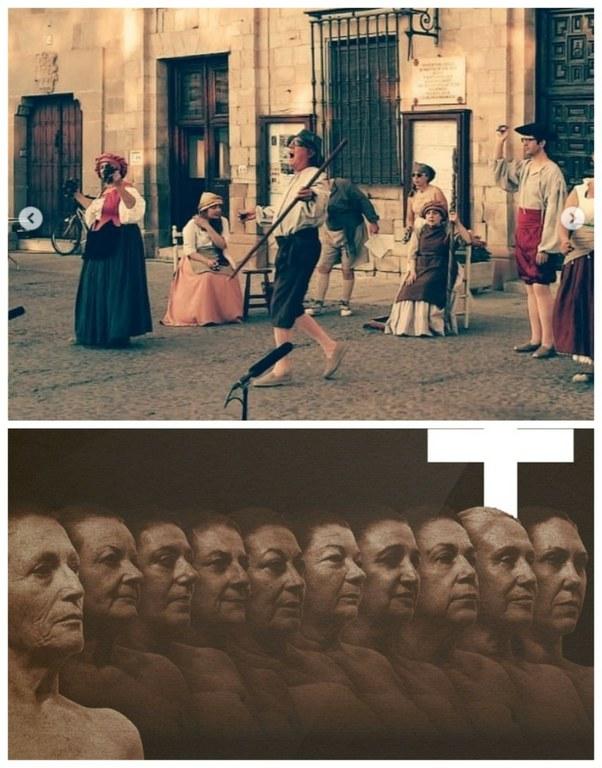 Collage con imágenes de Samaruc Teatre y Jacaranda11