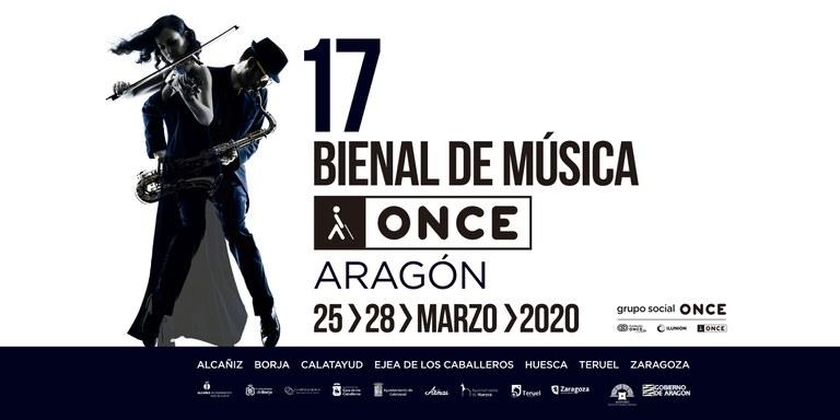 Cartel 17 Bienal de Música (horizontal)