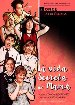 Cartel de La vida secreta de mamá