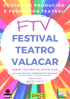 Cartel II Festival Teatro Valacar