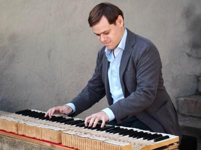 Ignasi Cambra al piano