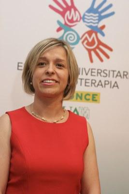 Ana Varas, nueva directora de la Escuela de Fisioterapia