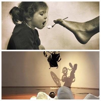 Collage con los fotos ganadoras de los dos accésit