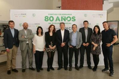 Jurado de Radio y TV XX Premios Tiflos Periodismo