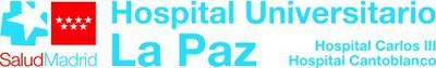 Logo del Hospital Universitario de La Paz