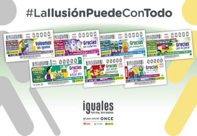 Serie de cupones #LaIlusiónPuedeConTodo