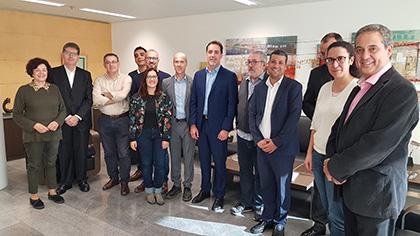 Jurado Premios Solidarios ONCE Cataluña 2019