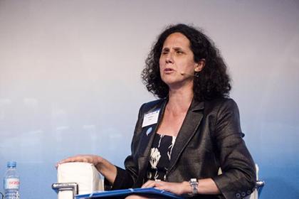 Ana Peláez, en una imagen de archivo