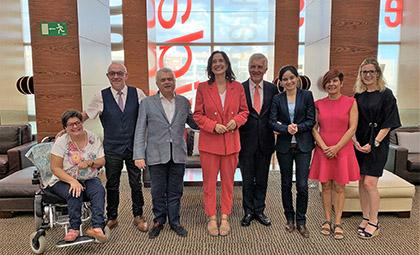 Jurado Premios Solidarios ONCE Comunidad Valenciana 2019