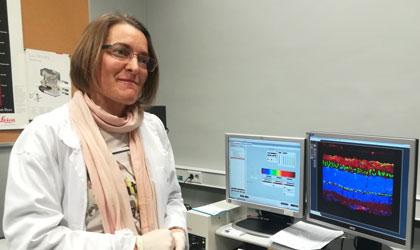 Doctora Berta de la Cerda, de CABIMER