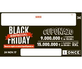 La Once Dedica Un Cuponazo Al Black Friday Con Regalos Que