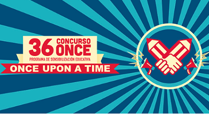 Cartel del 36 Concurso Escolar del Grupo Social ONCE