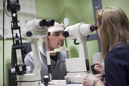 Revisión oftalmológica con tecnología de última generación