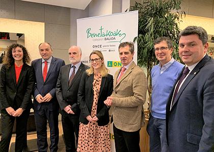 Jurado Premios Solidarios ONCE Euskadi 2019