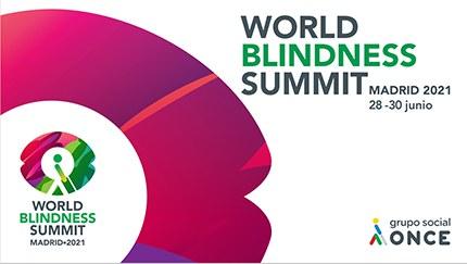 Imagen del World Blindness Summit 2021