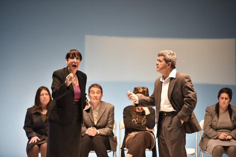 Foto de archivo de Valacar Teatro