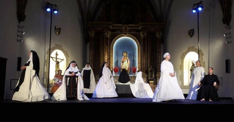 Jacaranda11 con su montaje de Sor Inés de la Cruz