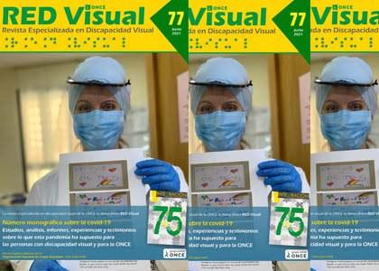 Portada número 77 RED Visual