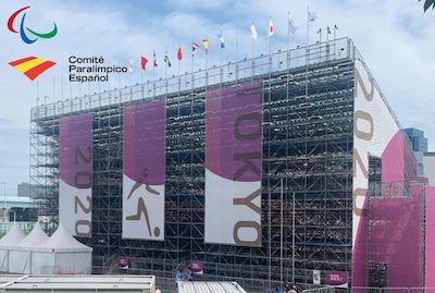 Podcast Villa Tokio, Comité Paralímpico Español