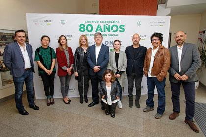 Jurado XX Premios Tiflos Periodismo