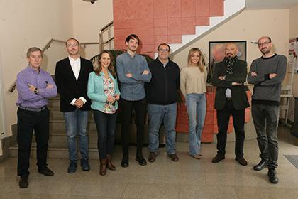 Jurado de los Premios Tiflos de Periodismo de la ONCE en la scategorías de Televisión y Periodismo Digital