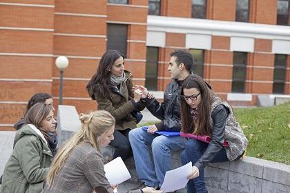 Alumnos sordociego en la universidad