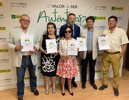 Jurado de los Premios Solidarios ONCE Andalucía 2019