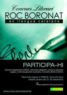 Cartel Roc Boronat genérico