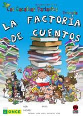 Cartel de la obra La factoría de cuentos