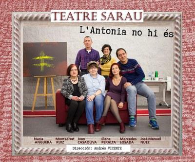Foto del grupo de teatro Sarau