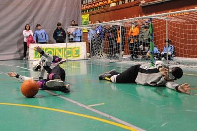 Goalball Escuelas deportivas